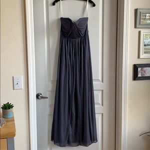 Gown, bridesmaid dress